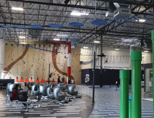Gravity Extreme: Indoor Athletic Zone